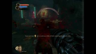 Bioshock 2 PC Gameplay HD (8500GT)