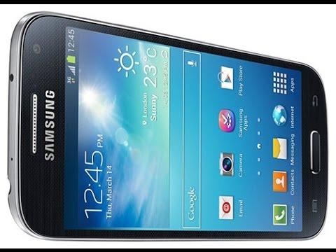 Samsung Galaxy S4 mini GT-I9190,замена модуля экрана без рамки LCD+touch(screen replacement module)