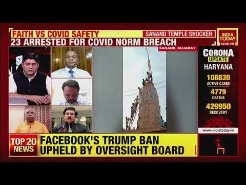 Blind faith Vs Covid Safety, Dr. Ravi Malik on India Today