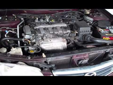 mazda 626 ac compressor pulley bearing noise youtube rh youtube com 1996 Mazda 626 Mazda 323
