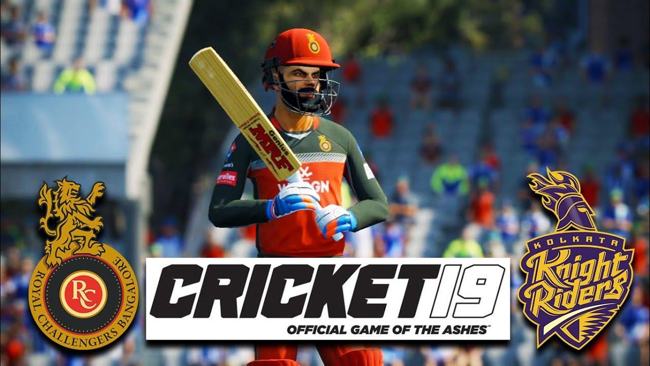 RCB Vs KKR IPL 2020 5 Over Gameplay Highlights With Bangla ...