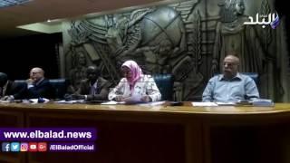 الصادق المهدى يشهد تدشين كتاب المهدية بنقابة الصحفيين ..صور وفيديو