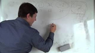 Математика 6 класс. 4 сентября. Ищем кратные числа