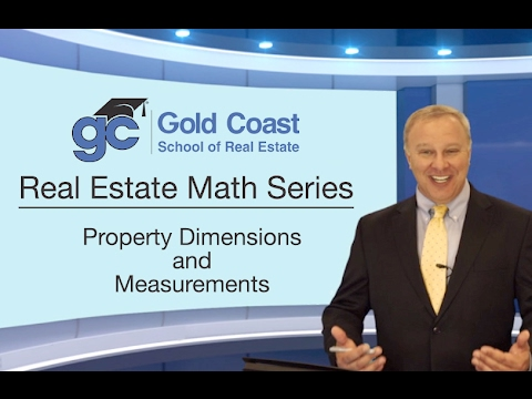 Property Dimensions And Measurements - Real Estate Math (13 Of 18)