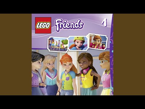 Friendship House - Track 1