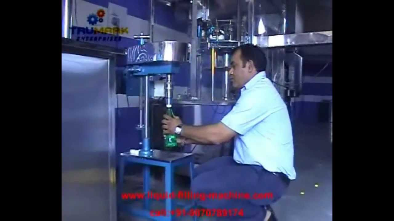 cold drink maker machine