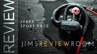 Jabra Sport Pace Wireless Earbuds – REVIEW Pt. 1 of 2