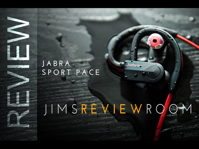Jabra Sport Pace Wireless Earbuds Review Pt 1 Of 2 Youtube
