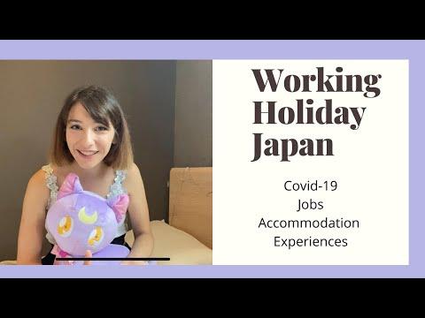 WORKING HOLIDAY VISA - Japan 2020