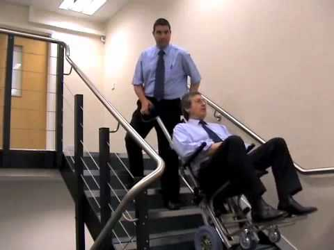 Wheelchair Manual Taupe Leather Dining Chairs Uk C-max Powered Mobility Stair Climber, Handling Solutions, Stairclimber ...