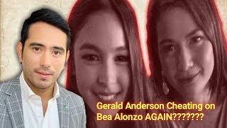 GERALD ANDERSON cheating on BEA ALONZO with JULIA BARRETTO.
