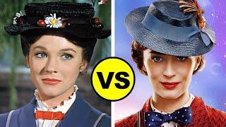 Mary Poppins Returns Vs Mary Poppins  1964