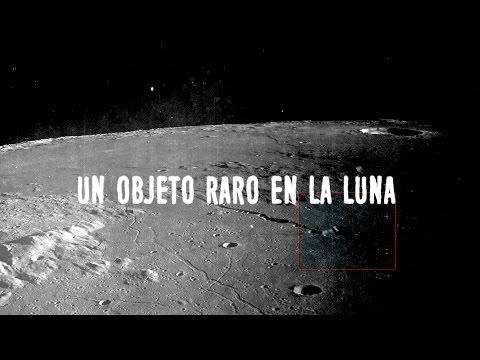 Otro objeto extraño captado en la luna