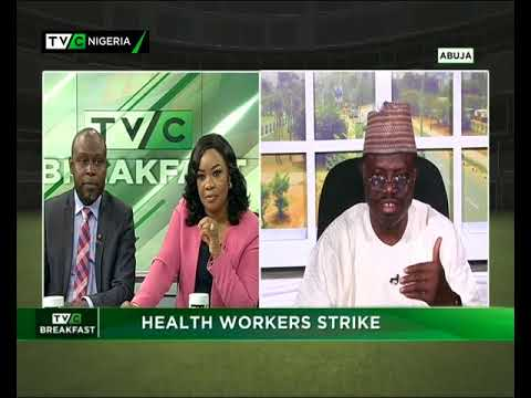 TVC Breakfast 24th April 018 | Health Workers strike
