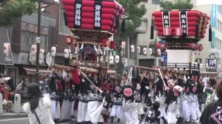 練り歩き @第47回倉敷天領夏祭り (2017.07.22)<オリジナル解像度=4K版>