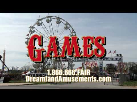 Dreamland Amusements Broadway Mall Carnival 2016 - YouTube