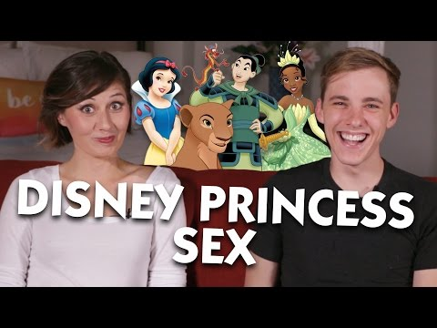 Disney Princess Sex (Ft. Jon Cozart) - 동영상