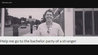 Phoenix man attending stranger's bachelor party after accidental invite