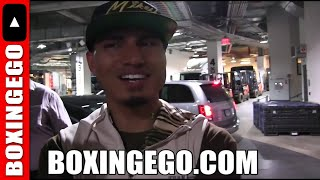 (INSANE!!!!) MIKEY GARCIA REALLY WANTS ERROL SPENCE THIS DECEMBER!!!