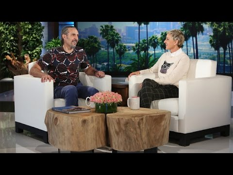John Turturro on Ellen's Show and 'The Night Of'