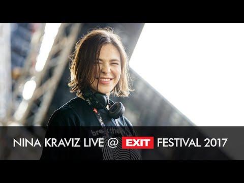 EXIT 2017 | Nina Kraviz Closing Set @ mts EXIT Dance Arena