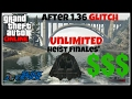 GTA 5 Online Pacific Standard Heist Finale Money Glitch - After 1.40 PS4/XBOX1/PC