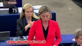 Avrupa Parlamentosu'nda Türkiye oylaması!