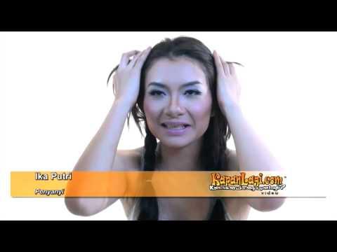 Garap Videoklip, Ika Putri Tampil Fresh!