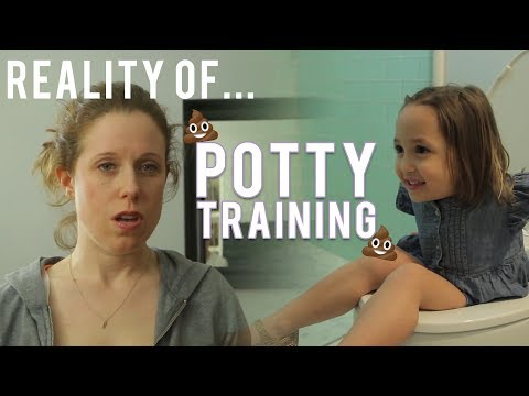 13 REASONS TO HATE POTTY TRAINING!