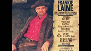 FRANKIE LAINE - WANTED MAN