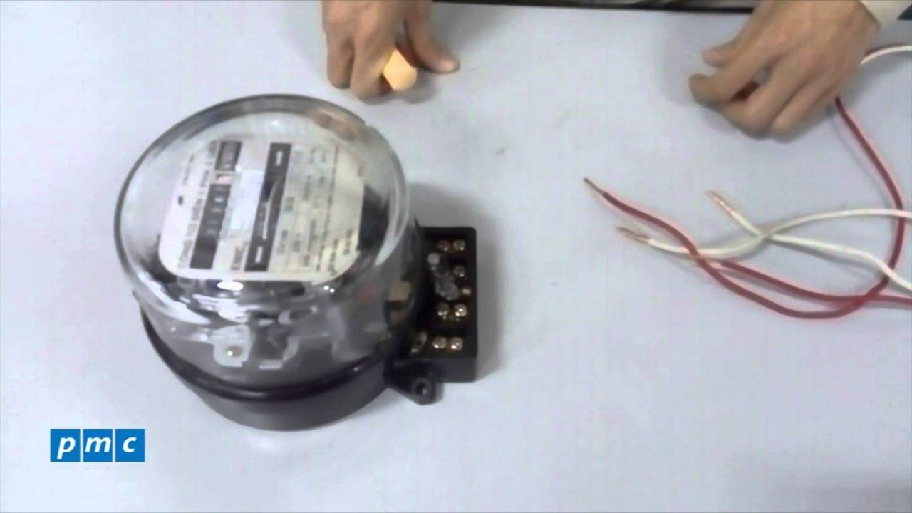 Hướng dẫn đấu nối công tơ điện 1 pha 2 dây_Kỹ thuật điện những khái niệm cơ bản