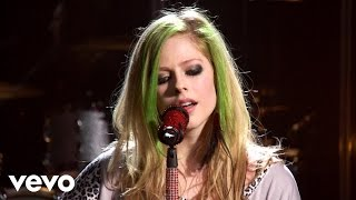 Avril Lavigne - My Happy Ending (AOL Sessions) thumbnail