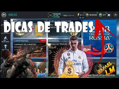 DICA MILIONÁRIA DE TRADES FIFA MOBILE / ANDROID & IOS /