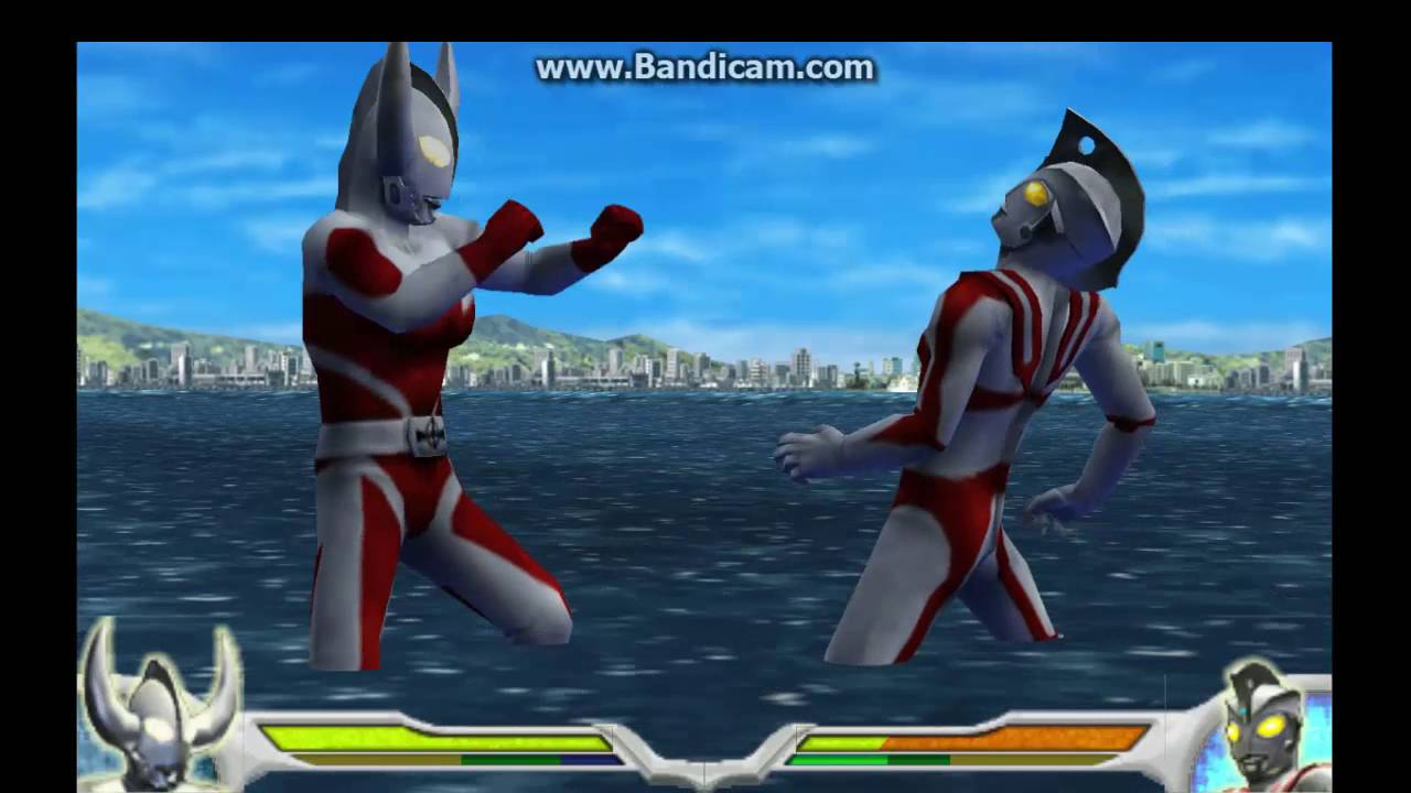 Ultraman Fighting Evolution 0 Ultra Father Batte Mode By Mmza Channel