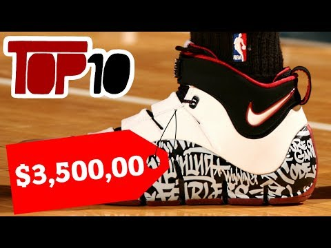 Top 10 Most Expensive Lebron James