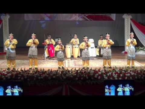 Johan Festival Nasyid peringkat kebangsaan 2012 (Sekolah Rendah)