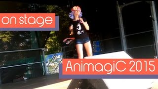 Cho Loveless - AnimagiC 2015 [live VIDEO]