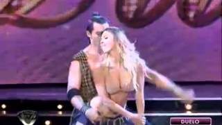 Video Showmatch 2011 - Rocío Guirao Díaz se accidentó durante el duelo download MP3, 3GP, MP4, WEBM, AVI, FLV Agustus 2018