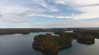 Lake Lanier Fall 2018 🍁