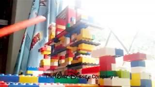 20th Century Fox - The Walt Disney Company - LEGO Star Wars Uncut - New Lightsaber vs Old Lightsaber