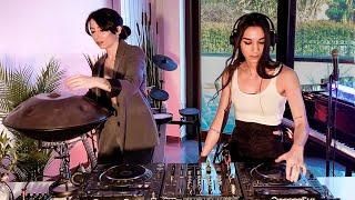 Giolì & Assia - #DiesisLounge @Episode02 [Handpan, Guitar, Piano] #stayhome