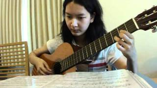 Kokoro No Tomo Fingerstyle Guitar