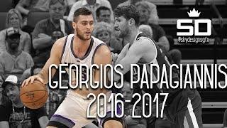Georgios Papagiannis Official 2016-2017 Season Highlights // 5.9 PPG, 3.9 RPG, 0.9 APG