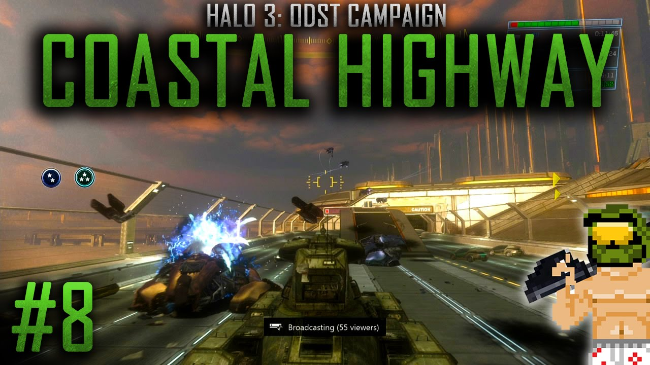 Halo 3 odst coastal highway legendary speedrun guide master chief collection