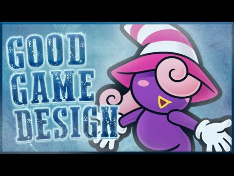 Good Game Design - What Makes a Great Sequel? (Paper Mario TTYD)