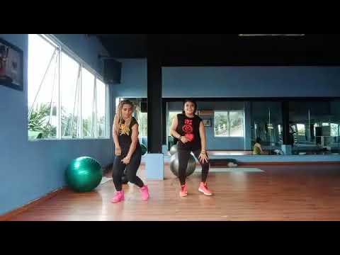 Practice Rebolada bruta zin vol 85 - brazilian pop choreo zj ronygx