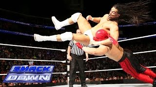 Diego vs Bo Dallas: SmackDown, July 4, 2014