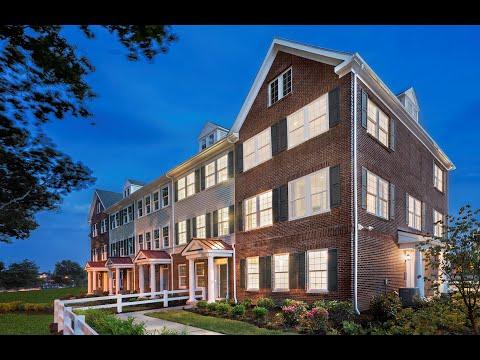 New Homes in Fair Lawn, NJ  - Crossings at Radburn by Pulte Homes