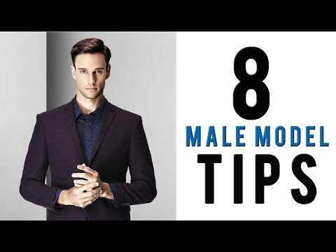 How To Look Good In Photos For Men | 8 Male Model Tips thumbnail