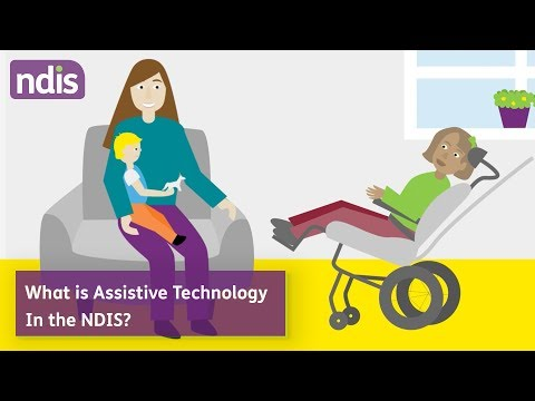 What Is Assistive Technology In The NDIS?